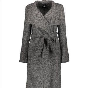 Bebe Charcoal Heather coat